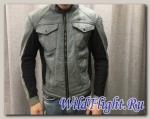 Куртка Hawk Moto муж. джинсовая Force Grey