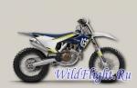 Мотоцикл Husqvarna FC 450