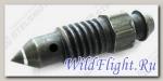 Штуцер прокачки тормозной системы М7-8, сталь LU045016