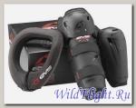 Комплект защиты (колени, локти, шея) EVS OPTION SLAM COMBO ADULT черная