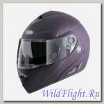 Шлем SHARK OpenLine Mat Фиолетовый