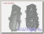 Крышка вариатора левая MIO_50