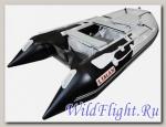 Лодка Liman LSCD 395 ALR с тентом