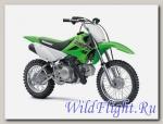 Мотоцикл Kawasaki KLX110 2019