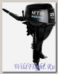 Лодочный мотор F25FWS MTR Marine