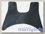 Накладка облицовочная нижняя (пола), резина LU031845