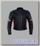 Куртка OSA AIR SKIN черный/красный