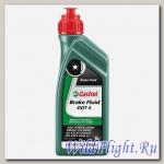 Тормозная жидкость CASTROL DOT4 Brakefluid 250мл Putoline (Castrol)