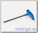 Шестигранник Park Tool Г-образный с ручкой, 6мм