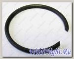 Кольцо стопорное поршневого пальца, сталь LU015155