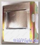 Пластина теплоизоляционная заднего моста, сталь LU025379
