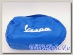 Чехол для скутера Vespa Primavera Blue