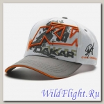 Кепка KTM Dakar белая