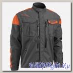 Куртка THOR PHASE CHARCOAL/ORANGE