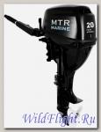 Лодочный мотор F20BMS MTR Marine