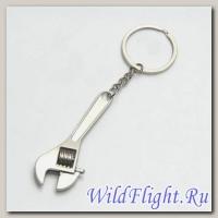 Брелок Гаечный ключ металл
