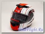 Шлем Vcan 121 интеграл white / llc-rr