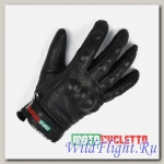 Перчатки MOTOCYCLETTO CLASSICO LADY BLACK
