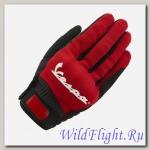 Перчатки Vespa GUANTI COLORS ROSSO/RED