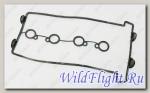 Прокладка крышки головки цилиндра, резина LU059157
