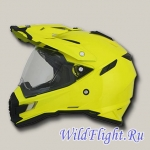 Шлем AFX FX-41 DS Solid YELLOW