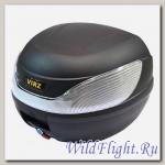 Кофр H-32Bw (420x400x305) (цв.черный, белый светоотражатель)