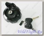 Крышка бензобака (с замком и ключами ) LU048499
