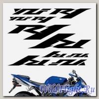 Комплект наклеек Crazy Iron YAMAHA YZF-R1