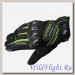 Перчатки KOMINE GK-167 Black/Neon