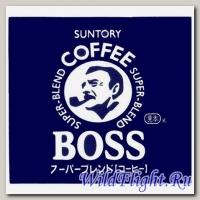 Наклейка (8х10) coffee Boss