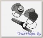 Комплект стереонаушники + микрофон для использования с мотогарнитурой Interphone (tour, sport, link, urban) в шлемах Shoel