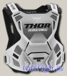 Защита THOR GUARDIAN MX WHITE/BLACK