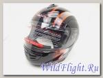 Шлем Vcan 200 модуляр black / lbd