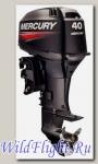 Двухтактный подвесной лодочный мотор Mercury 40 ELO