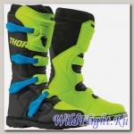 Ботинки Thor BLITZ XP FLO ACID/BLACK