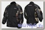 Куртка мотоциклетная (текстиль) Adventure Хаки MICHIRU