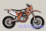 Мотоцикл кроссовый KAYO K6 250 ENDURO 21/19 (2018)