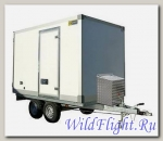 Прицеп-фургон коммерческий изотермический «Рефрижератор» (без ХОУ) модель 3793Т1