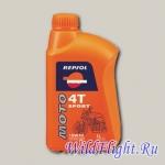 REPSOL RP Moto SPORT 4T SAE 10W-40 (1л) (REPSOL)