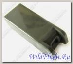 Фиксатор замка верхнего щитка кузова , пластик, (защитный зеленый) LU019547