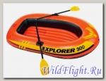 Лодка Intex Explorer-Pro 300 Set (58358)