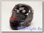 Шлем Vcan 121 интеграл black / kml