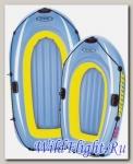 Лодка Intex Pacesetter-200 Set (58347)