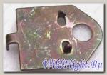 Пластина фиксирующая ремня безопасности, сталь LU026920