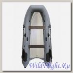 Лодка НАШИ ЛОДКИ НАВИГАТОР 370R (LIGHT) (RIB) надувная лодка с жестким дном
