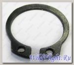 Кольцо стопорное вала привода 17.5x1мм, сталь LU022550