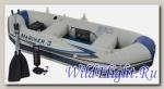 Лодка Intex Mariner-3 Set (68378)