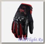 Перчатки кроссовые FOX Racing bomber black/red r