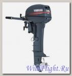 Двухтактный подвесной лодочный мотор Yamaha 15FMHL с предварительным смешиванием