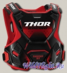 Защита THOR GUARDIAN MX RED/BLACK